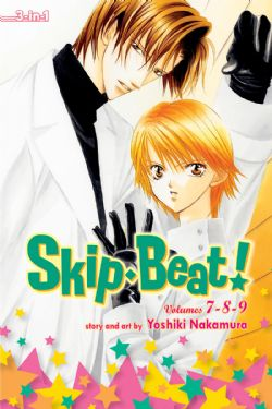 SKIP BEAT! -  VOLUMES 7-9 (V.A.) -  3 IN 1 03
