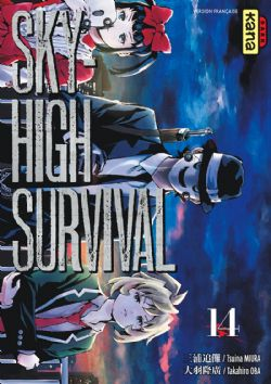 SKY-HIGH SURVIVAL -  (V.F.) 14