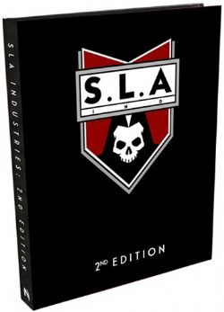 SLA INDUSTRIES -  SECOND EDITION (ANGLAIS) -  SPECIAL RETAIL