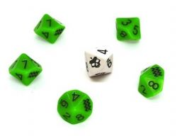 SLA INDUSTRIES -  SECOND EDITION - DICE SET (ANGLAIS)