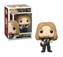 SLAYER -  FIGURINE POP! EN VINYLE DE JEFF HANNEMAN (10 CM) 155