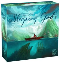 SLEEPING GODS -  JEU DE BASE (ANGLAIS)