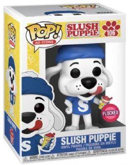 SLUSH PUPPIE -  FIGURINE POP! EN VINYLE DE SLUSH PUPPIE (VELOURS) (10 CM) 106