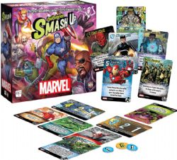 SMASH UP -  MARVEL (ANGLAIS)