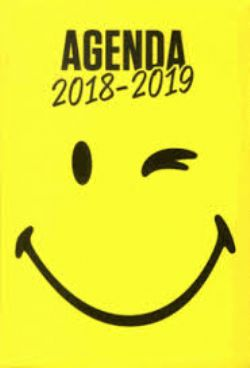 SMILEY WORLD -  AGENDA SMILEY 2018-2019