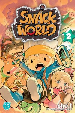SNACK WORLD -  (V.F.) 02