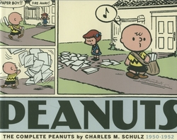SNOOPY ET LES PEANUTS -  THE COMPLETE PEANUTS 1950-1952 TP 01