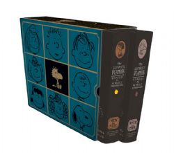 SNOOPY ET LES PEANUTS -  THE COMPLETE PEANUTS 1971-1974 BOXED SET