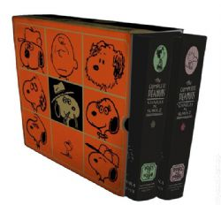 SNOOPY ET LES PEANUTS -  THE COMPLETE PEANUTS 1983-1986 BOXED SET