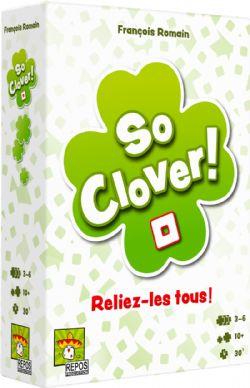 SO CLOVER (FRANÇAIS)