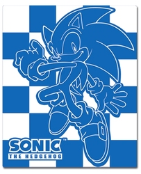 SONIC THE HEDGEHOG -  COUVERTURE
