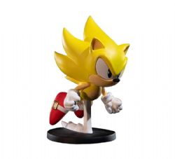 SONIC THE HEDGEHOG -  FIGURINE EN PVC DE SUPER SONIC (7.6CM) -  BOOM8 VOL 6