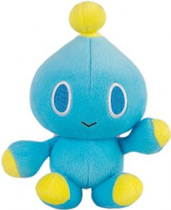 SONIC THE HEDGEHOG -  PELUCHE CHAO (18 CM)