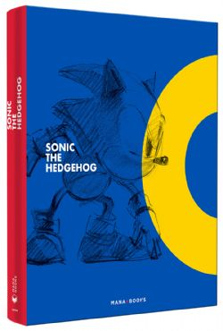 SONIC THE HEDGEHOG -  SONIC THE HEDGEHOG