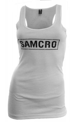 SONS OF ANARCHY -  CAMISOLE