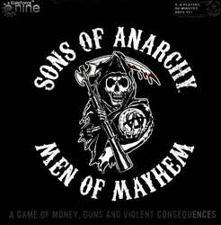 SONS OF ANARCHY -  MEN OF MAYHEM - THE GAME