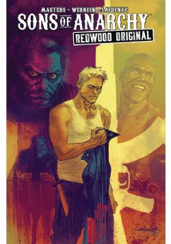 SONS OF ANARCHY -  SONS OF ANARCHY TP -  REDWOOD ORIGINAL 03