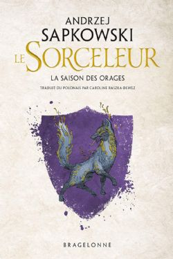 SORCELEUR, LE -  LA SAISON DES ORAGES (GRAND FORMAT)