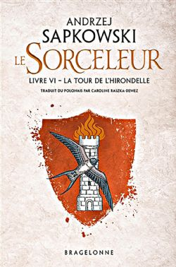 SORCELEUR, LE -  LA TOUR DE L'HIRONDELLE (GRAND FORMAT) 06