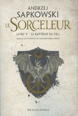 SORCELEUR, LE -  LE BAPTÊME DU FEU (GRAND FORMAT) 05