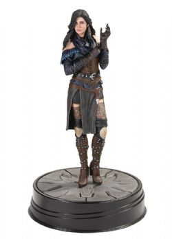 SORCELEUR, LE -  STATUE DE YENNEFER DE VENGERBERG SÉRIE 2 LOOK ALTERNATIF (22 CM) -  WITCHER 3 WILD HUNT