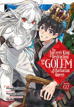 SORCERER KING OF DESTRUCTION AND THE GOLEM OF THE BARBARIAN QUEEN, THE -  (V.A.) 02