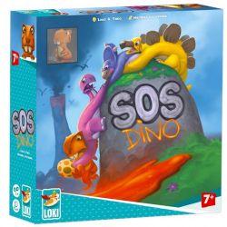 SOS DINO (MULTILINGUE)