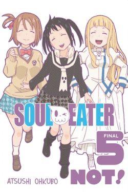 SOUL EATER -  (V.A.) -  SOUL EATER NOT! 05