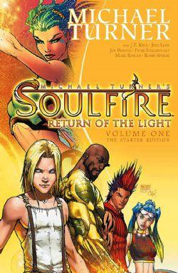 SOULFIRE -  RETURN OF THE LIGHT TP 01