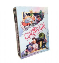 SPACE BATTLE LUNCHTIME CARD GAME (ANGLAIS)