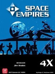 SPACE EMPIRES: 4X -  JEU DE BASE (ENGLISH)