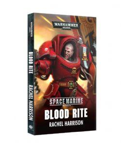 SPACE MARINE HEROES -  BLOOD RITE (ANGLAIS)
