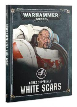 SPACE MARINES -  CODEX SUPPLEMENT WHITE SCARS (FRANÇAIS)