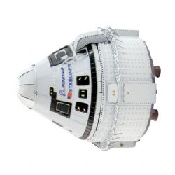SPACE TRANSPORTATION -  BOEING STARLINER - 1 FEUILLE
