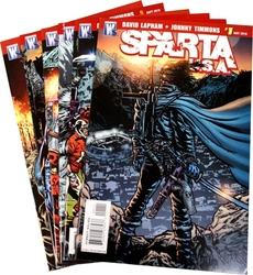 SPARTA U.S.A. -  SPARTA U.S.A. #1-6 SÉRIE COMPLÈTE