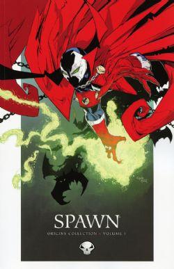 SPAWN -  ORIGINS TP -  NEW PRINT 01