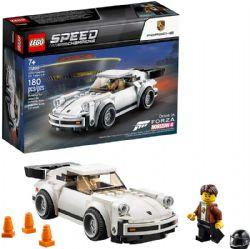 SPEED CHAMPIONS -  1974 PORSCHE 911 TURBO 3.0 (180 PIÈCES) 75895