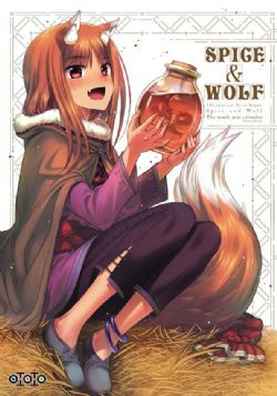 SPICE AND WOLF -  THE TENTH YEAR CALVADOS (V.F.)
