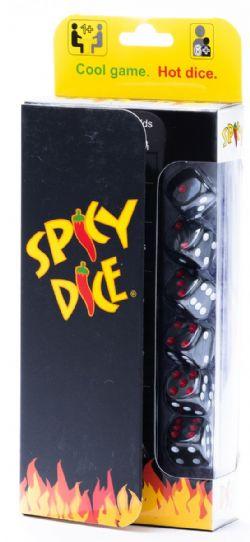 SPICY DICE -  NOIR (ANGLAIS)