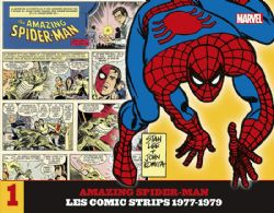 SPIDER-MAN -  1977-1979 -  AMAZING SPIDER-MAN : LES COMIC STRIPS 01