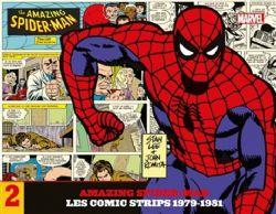 SPIDER-MAN -  1979-1981 -  AMAZING SPIDER-MAN : LES COMIC STRIPS 02