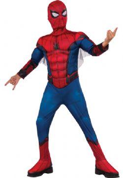 SPIDER-MAN -  COSTUME DE SPIDER-MAN AVEC MUSCLE(ENFANT) -  SPIDER-MAN : LES RETROUVAILLES