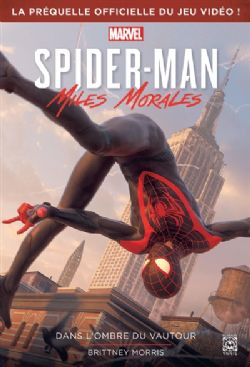 SPIDER-MAN -  DANS L'OMBRE DU VAUTOUR -  MILES MORALES