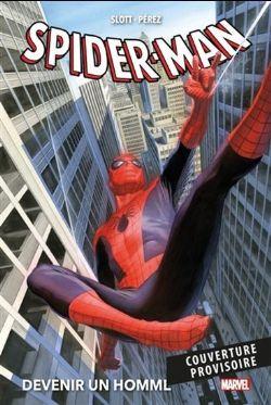 SPIDER-MAN -  DEVENIR UN HOMME -  AMAZING SPIDER-MAN (2004)
