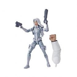 SPIDER-MAN -  FIGURINE ARTICULÉE DE SILVER SABLE (15CM) -  SPIDER-MAN LEGENDS