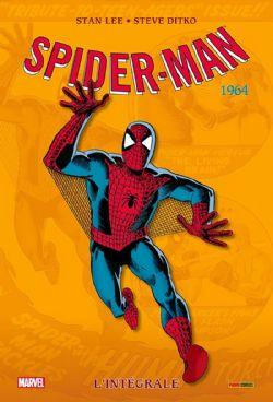 SPIDER-MAN -  INTÉGRALE 1964
