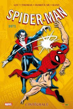 SPIDER-MAN -  INTÉGRALE 1971 (AMAZING SPIDER-MAN) (ÉDITION 2020)