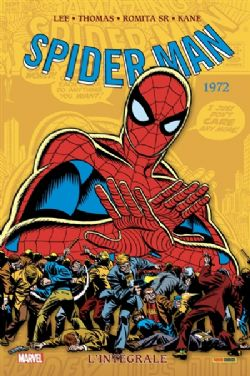 SPIDER-MAN -  INTÉGRALE 1972 (AMAZING SPIDER-MAN) (ÉDITION 2020)