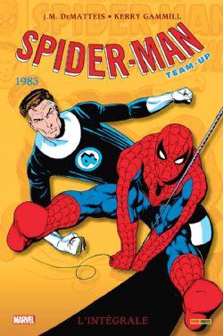 SPIDER-MAN -  INTÉGRALE 1983 -  TEAM-UP