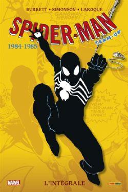 SPIDER-MAN -  INTÉGRALE 1984-1985 -  TEAM-UP